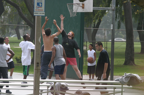 L.A. Marina Basketball